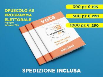 miniatura-stampa-opuscolo-spillato-A5-programma-elettorale
