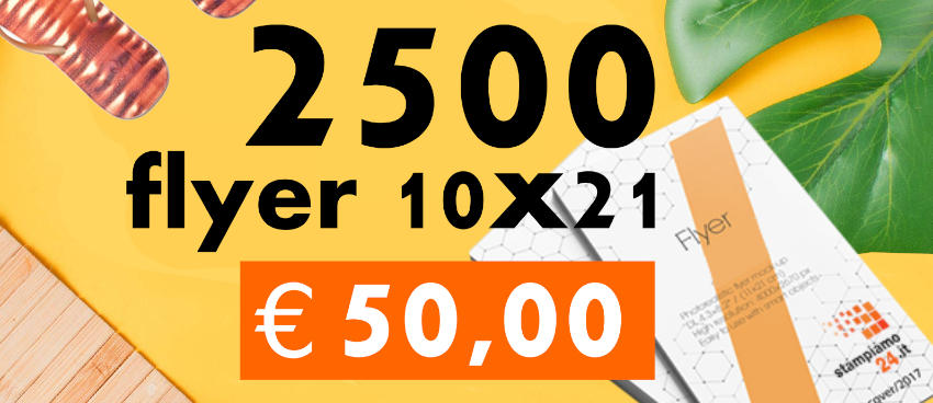 https://www.stampiamo24.it/offerta-stampa-2500-flyer-10x21-offset-a-colori-fronte-retro-online