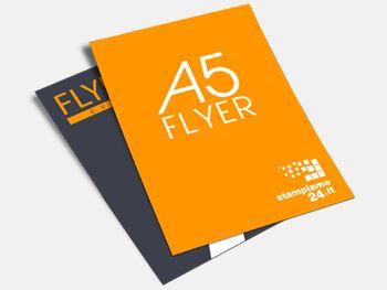 Flyer A5 15x21