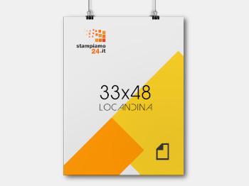 Locandine 33x48