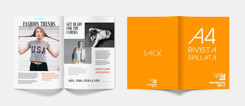 stampa-rivista-A4-spillata